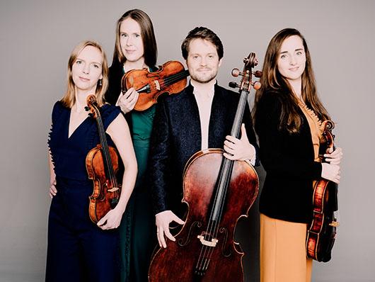 Dudok Quartet Amsterdam