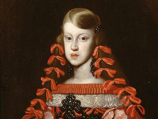 Empress Margarita Teresa