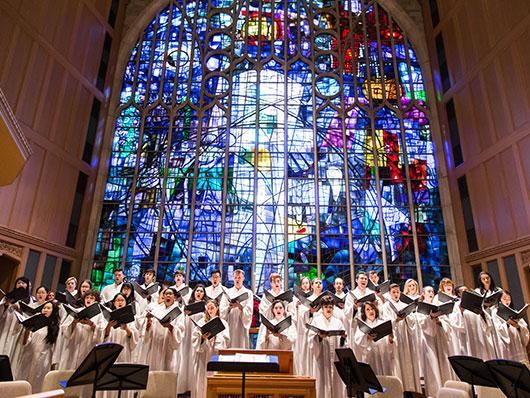 Alice Millar Chapel Choir