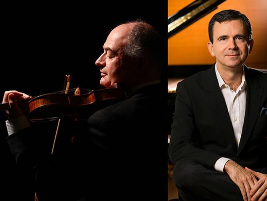 Ilya Kaler and James Giles