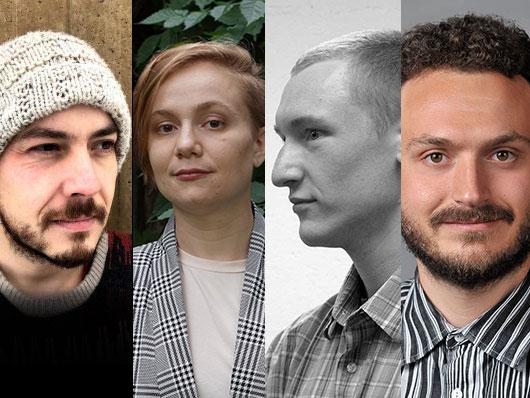 Sergio Cote Barco, Elaine Fitz Gibbon, Daniel Tacke, and Ben Zucker