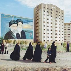 Mitra Tabrizian, Tehran 2006