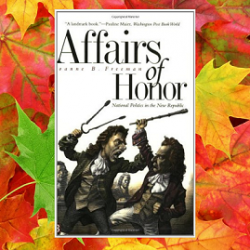 Affairs of Honor, fall leaves