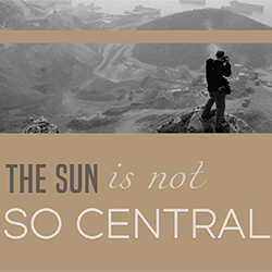 graphic for Michael Cherney talk, The Sun Is Not So Central