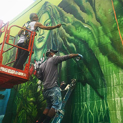 Mele Murals