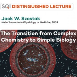 Jack Szostak Lecture