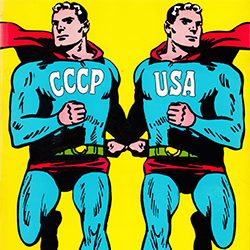Cieslewicz Opus4 2 supermen 1967