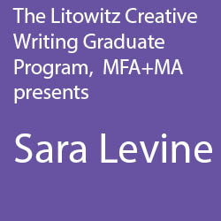 Litowitz MFA+MA Speaker Series