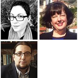 Jenny L. Davis, J. Kēhaulani Kauanui and Doug Kiel, Kaplan Humanities Institute SECURITY Dialogue