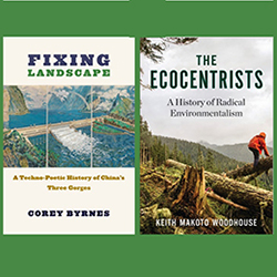 Environmental Humanities books by Keith Woodhouse and Corey Byrnes