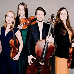 Northwestern 2020 Calendar Northwestern Events Calendar: 01/19/2020 Dudok Quartet Amsterdam