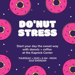 donut flyer