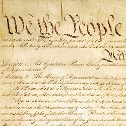 We the People, Constitution image