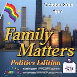 Family Matters: Politics Edition