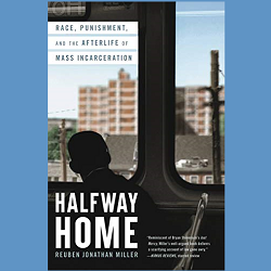 'Halfway Home' book cover