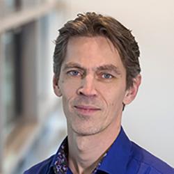 Geert Kops, PhD headshot