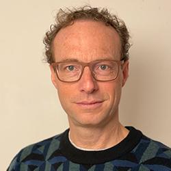 Daniel Gerlich, PhD headshot
